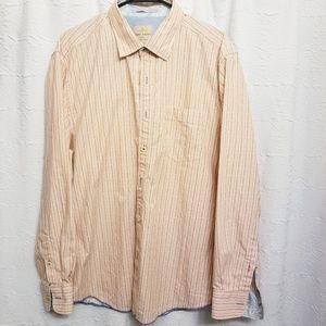 Tommy Bahama Mens Button Down Shirt Cotton SZ XL